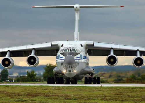 В Москве приземлился самолет МЧС с пострадавшими при стрельбе в Перми