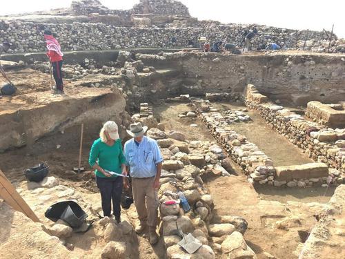 Ученые рассказали, как удар метеорита уничтожил древний иорданский город