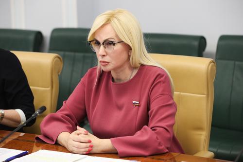 Сенатор Ольга Ковитиди прокомментировала решение Украины признать выборы Госдумы России незаконными