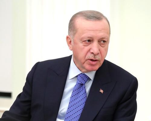 Эрдоган сообщил, что Турция не признает «аннексию» Крыма