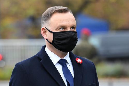 Президент Польши Дуда заявил, что его страна приютила 150 000 белорусов