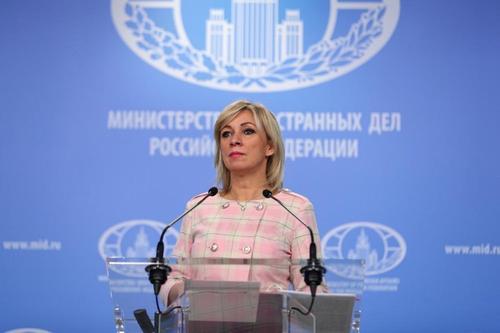 Захарова заявила, что некоторые западные силы «отрицают реальность», продвигая «антиталибские» интересы