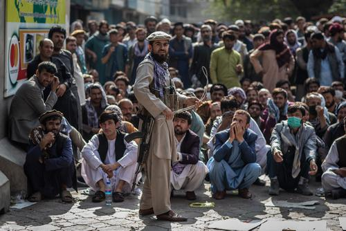 Организация Geneva Call: талибы осознают, что не смогут самостоятельно справиться с кризисом в Афганистане