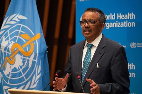 Гендиректор ВОЗ Гебрейесус заявил что в 50 странах мира к концу сентября не удастся привить от COVID-19 10% населения