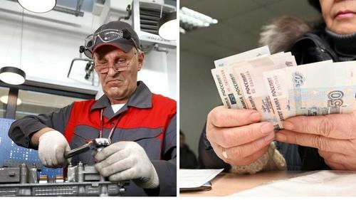 Законопроект об индексации для подрабатывающих пенсионеров, кажется,