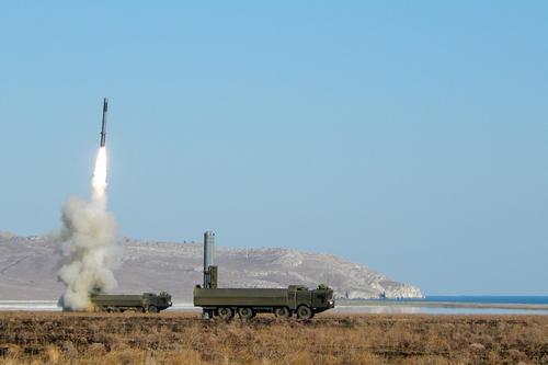 Сайт Avia.pro: Россия провела учебные ракетные стрельбы в Черном море перед вхождением туда испанских военных кораблей