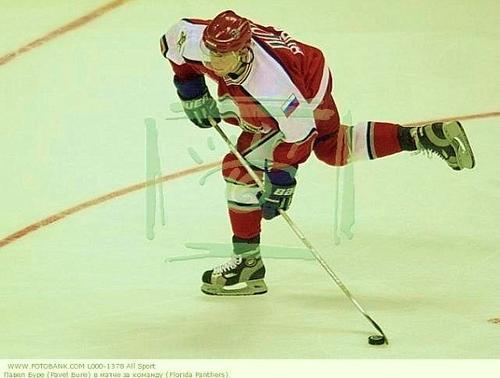 Павел Буре избран в совет Международной федерации хоккея