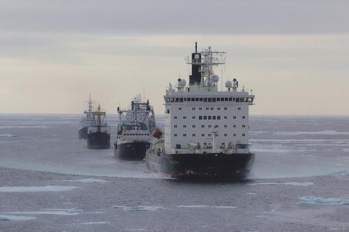 Ераносян: Соединенные Штаты не признают эксклюзивные права России на Северный морской путь