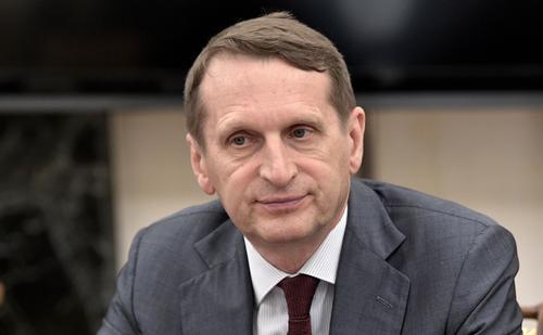 Глава СВР Нарышкин: нормализация ситуации в Афганистане относится к компетенции стран Центральной Азии, Китая и РФ