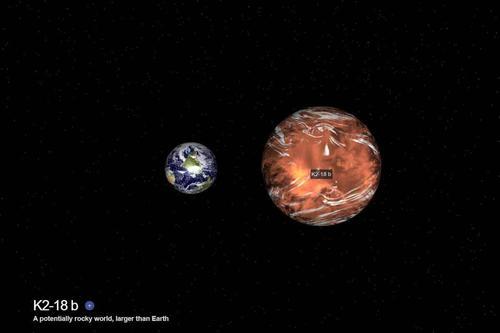 Астрономы предложили искать жизнь на планетах-океанах