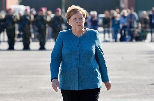Немецкий политолог Рар допустил потерю Германией лидерства в Европе из-за ухода Меркель