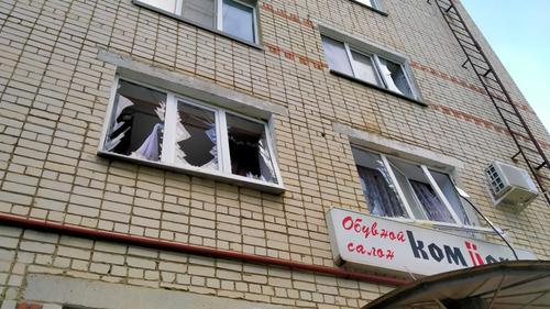 В городе Изобильном на Ставрополье ввели режим ЧС после хлопка газа в жилом доме