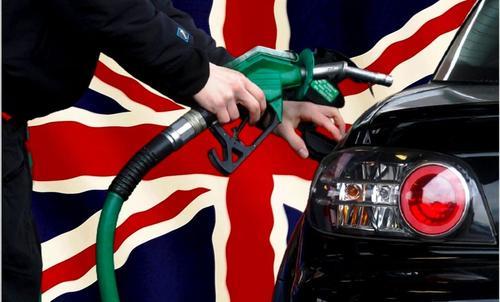 В Британии из-за нехватки бензина люди не могут попасть на работу