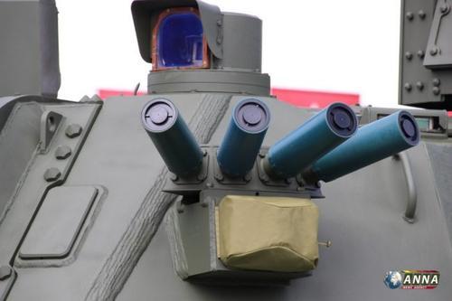 Российская боевая техника получит новую активную защиту от высокоточного оружия противника