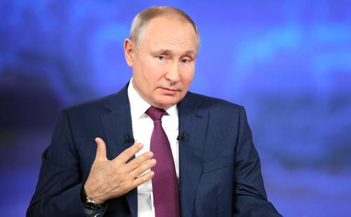 Путин заявил, что повышение пенсий в предстоящие годы продолжится