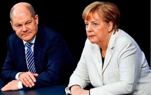 Блок Ангелы Меркель проиграл выборы в Германии, показав худший результат в истории