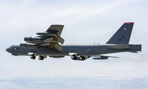 Sohu: Россия могла уничтожить над Тихим океаном американский бомбардировщик B-52H в случае его вторжения в пространство РФ