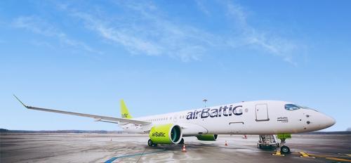 Латвийская авиакомпания airBaltic купила самолеты, которые не летают