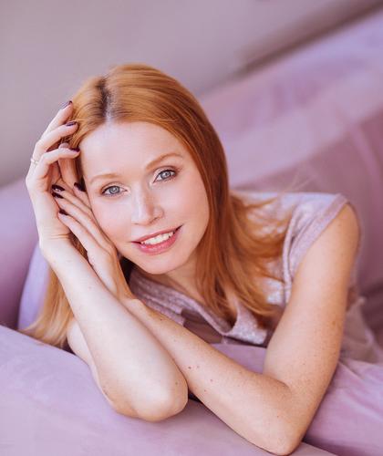 Актриса Валерия Кристиансен: «Плакать надо красиво»