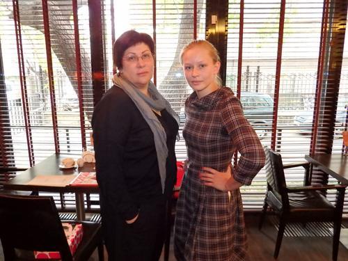 Юлия Пересильд: «Меня раздражают сплетни»