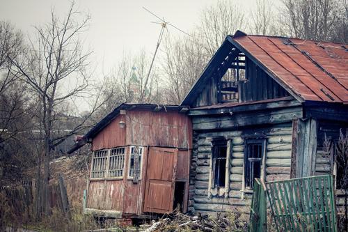 Как в России обналичивают маткапитал через разрушенные постройки