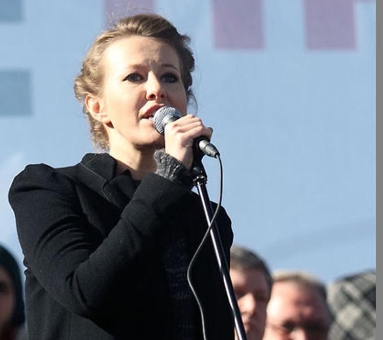Собчак восхитилась характером Светланы Бондарчук, рассказавшей о болезни дочери