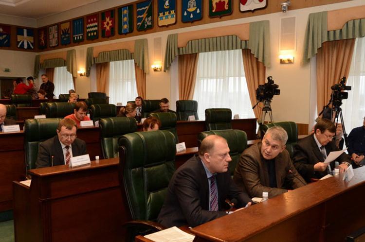 В Тверской области прошли общественные слушания по бюджету-2014