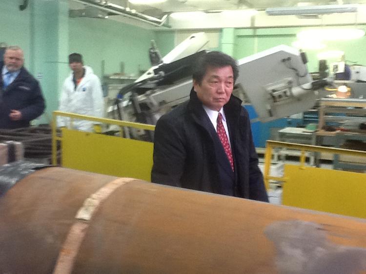 Мосгаз показал робота-чистильщика труб (ВИДЕО)