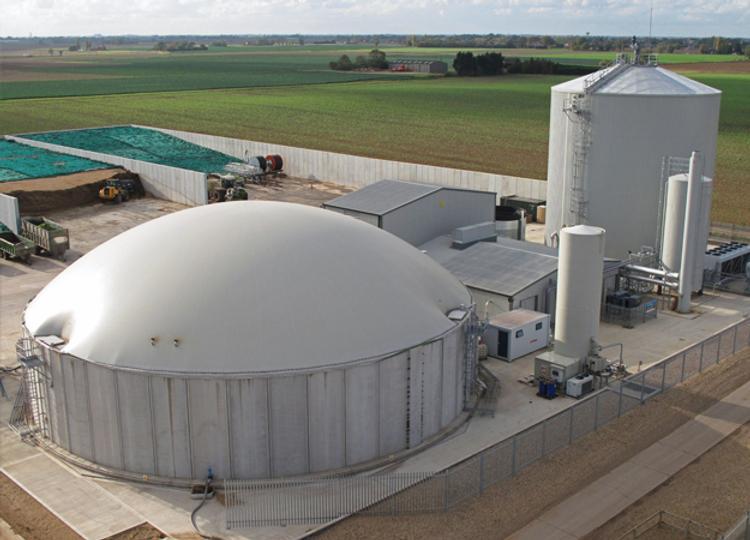 Финляндия уповает на биогаз, как источник электроэнергии и тепла