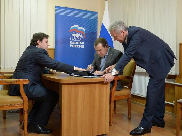Эксперты прогнозируют «Единой России» лидерство