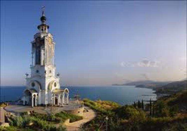 Малоизвестные истории Крыма. Малореченский храм-маяк