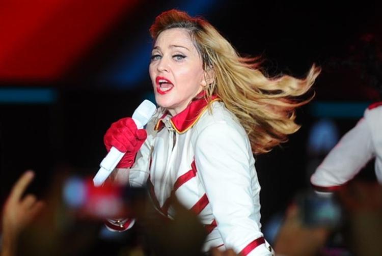 Новый любовник Мадонны всего на год старше предыдущего