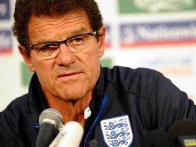 Главный футбольный тренер Капелло будет стоить РФ 9 млн евро