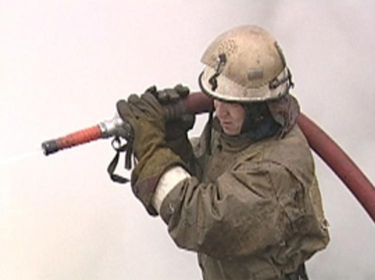 В Санкт-Петербурге локализован пожар на заводе Nissan