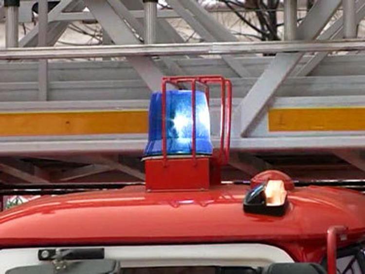 В Петербурге потушен пожар повышенной сложности на заводе Nissan
