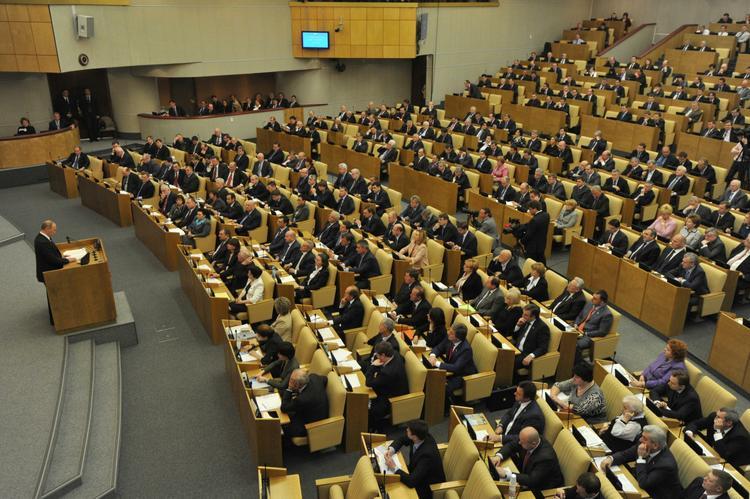 Госдума вернула смешанную систему парламентских выборов