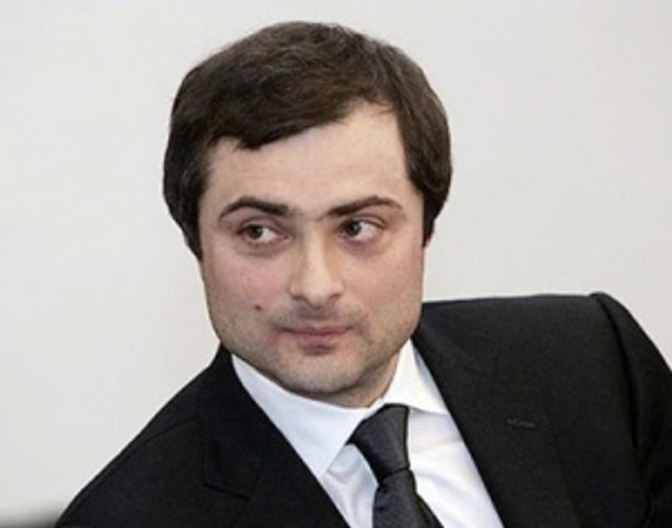 Сурков тайно встретился с премьером Крыма