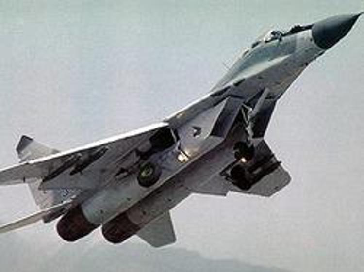 На российскую авиабазу в Армении поступила партия МиГ-29
