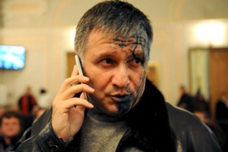 Арсен Аваков  воссоздаст на Украине  Национальную гвардию