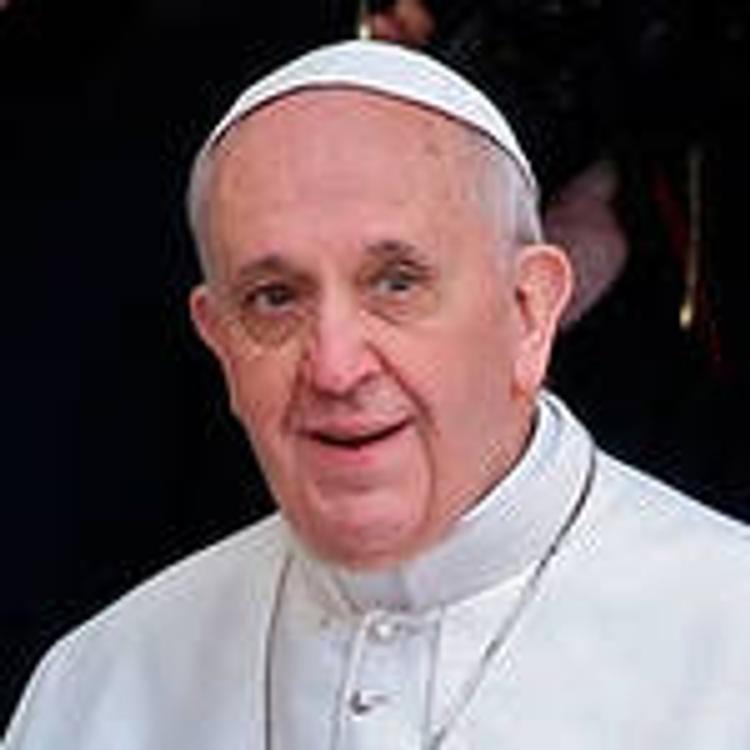 Папа Римский отмечает годовщину избрания
