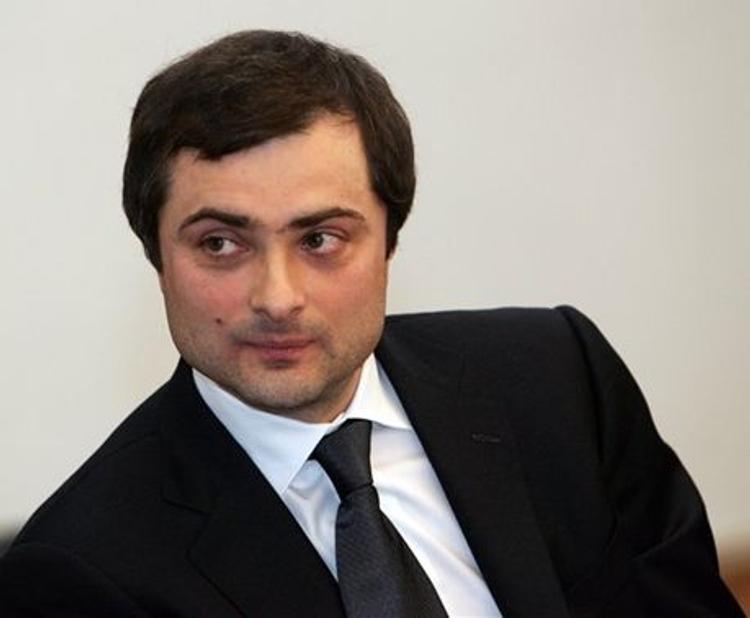 Сурков о санкциях: Это большая честь для меня