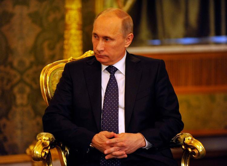 Полный текст речи президента России Владимира Путина о присоединении Крыма