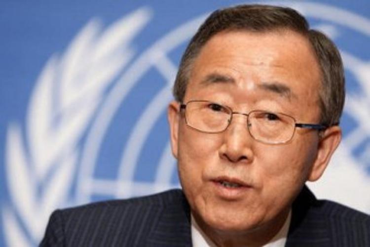 Генсек ООН осудил нападения на кандидатов в президенты Украины