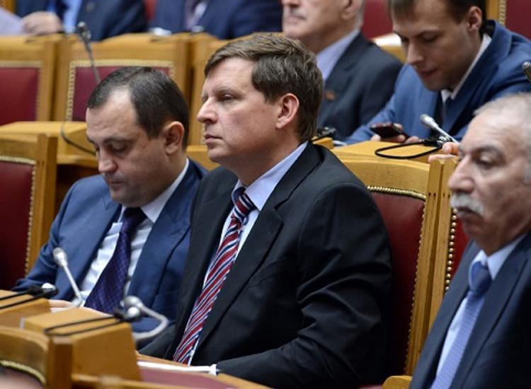 В Санкт-Петербурге прошло заседание Совета законодателей РФ