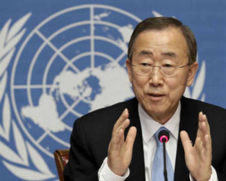 Генсек ООН: Выборы в Сирии не соответствуют женевскому коммюнике