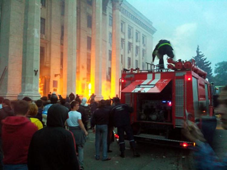 Россия хочет подать иск в ЕСПЧ на Украину за трагедию в Одессе