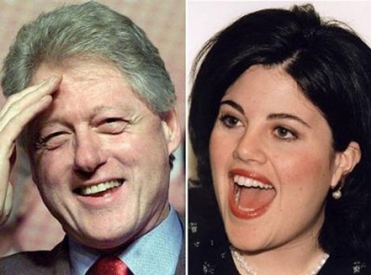 Моника Левински глубоко сожалеет о своем романе с Клинтоном