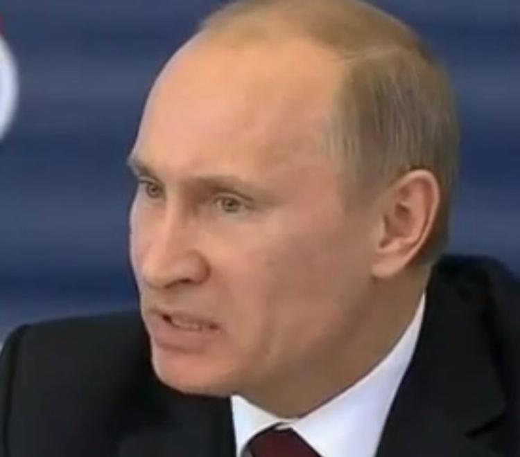 Путин: президентские выборы на Украине - движение в правильном направлении
