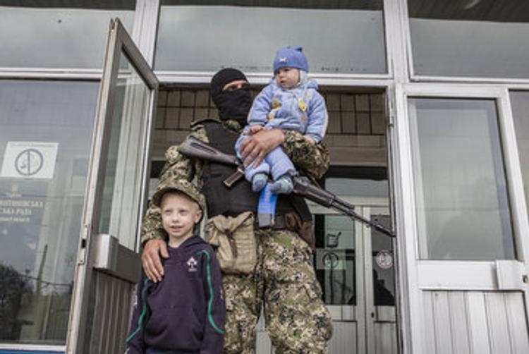 Директора детских домов Донецкой области обратились к населению