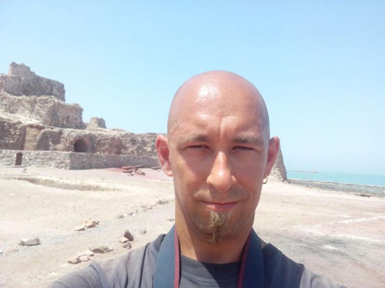 В Иране пропал байкер-путешественник из России